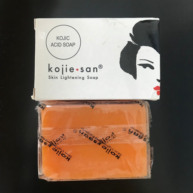 135g Wholesale Brands Kojie San Handmade Original Whitening Skin Care Raw Material Kojic Acid soap