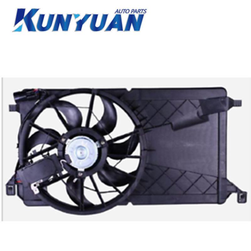 BRAND NEW OEM COOLING FAN WITH CONTROL MODULE Genuine Ford CV6Z-8C607C