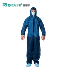 Rhycom PP 35g Protective Coverall Protect From Disposable Safety Sms Protect Overall