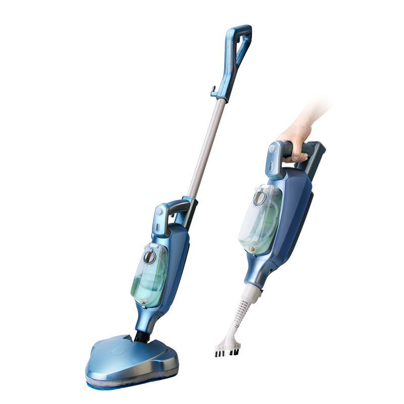 Home Cleaning Appliances 1500w electric handy steam cleaner mop floor 5-in-1 handhold steam cleaner