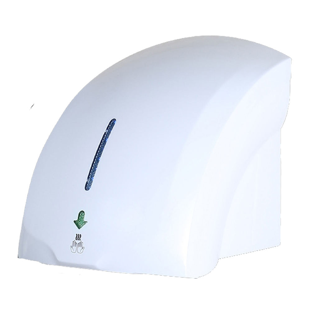 Beelee Commercial Wall Mount Hotel Hygiene Warm Air Touchless Automatic Electric ABS Hand Dryer