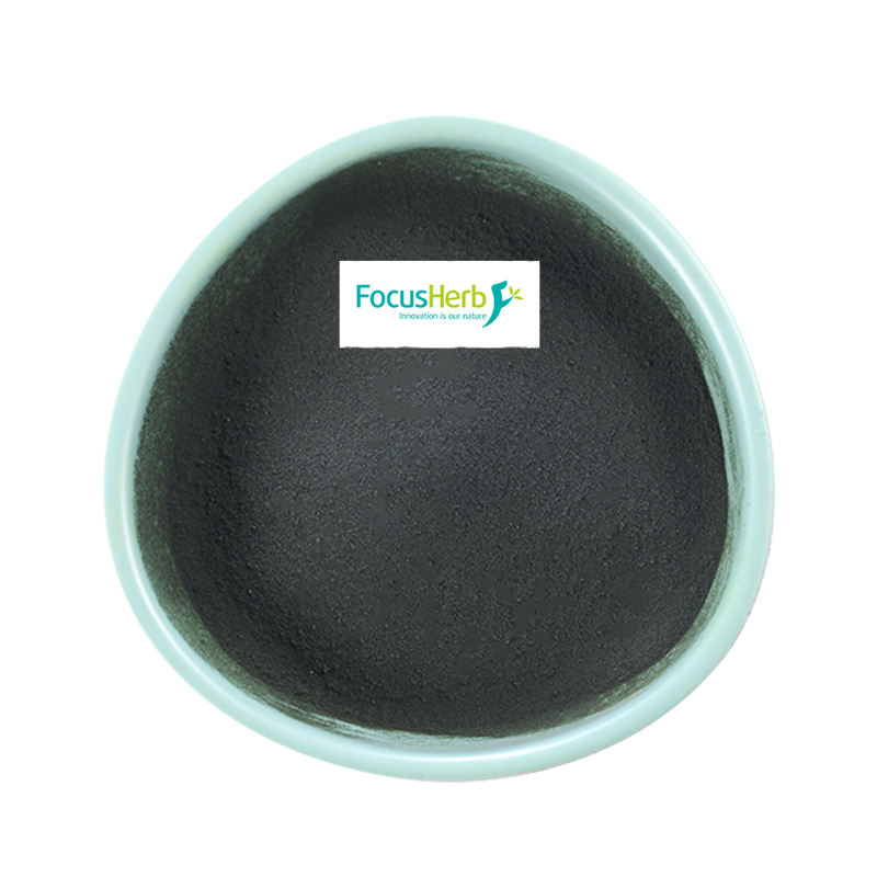 FocusHerb Blue Spirulina Powder Organic Spirulinaแคปซูล/แท็บเล็ต