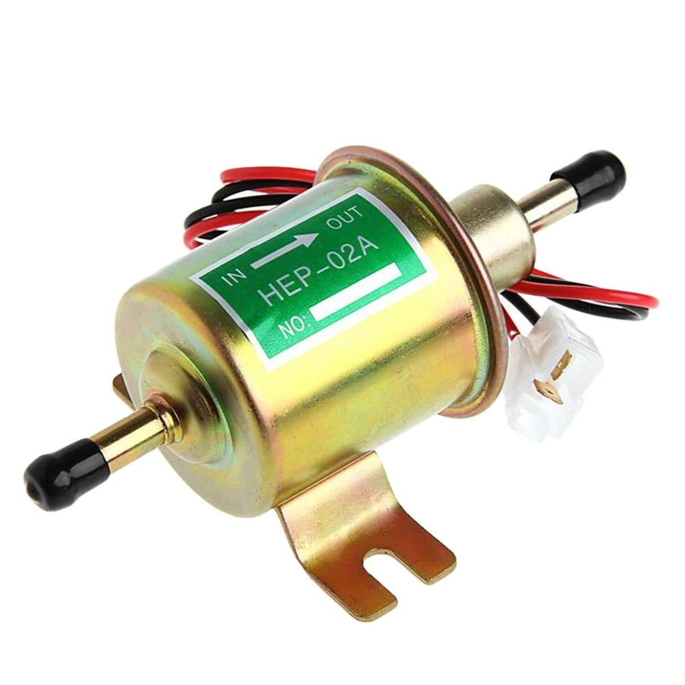 Universal Car HEP-02A 12v Diesel Electric Fuel Pump For Fuel