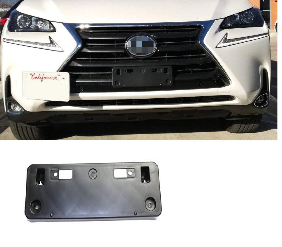 Front license plate for toyota & lexus NX Nx200 2014 2015 2016 2017 AWD sport model edition limited