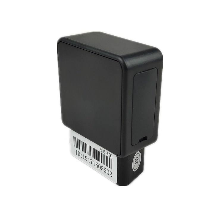 Customized wholesale car mobile phone positioning OBD interface vehicle 4g obd tracker gps