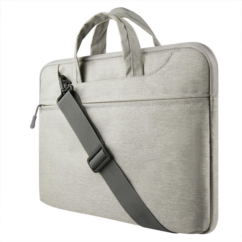 High quality canvas factory sale travel laptop bag free sample