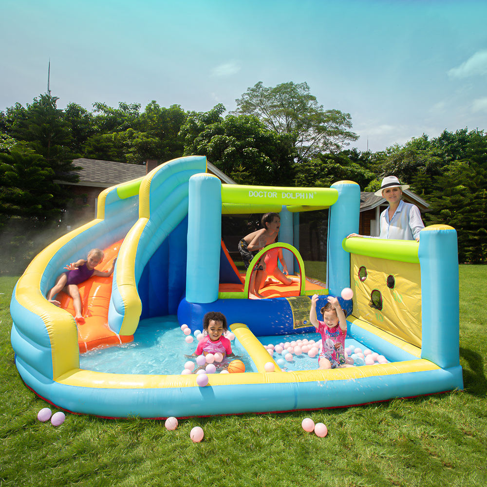 hot selling inflatable bounce house jumping castle commercial for factory