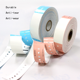 Thermal Transfer Printing Hospital Disposable Identification Band Medical Wristbands Patient Id Band Wristbands For Adult