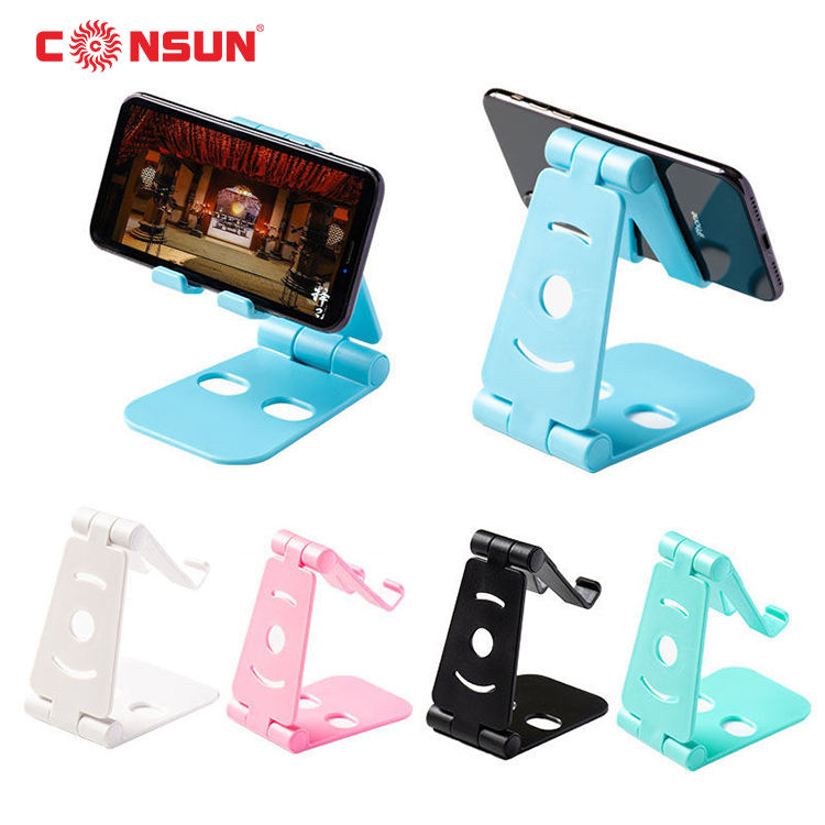 2020 Mobile stand phone holeder for desk Cell Phone Holder Tablet Stand Adjustable Mobile Phone holders