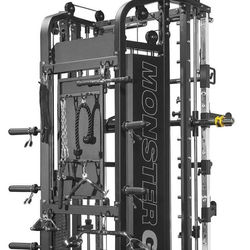 High-end Commercial Gym corroborant equipment multifunctional trainer smith machine retail and for dealer made in China