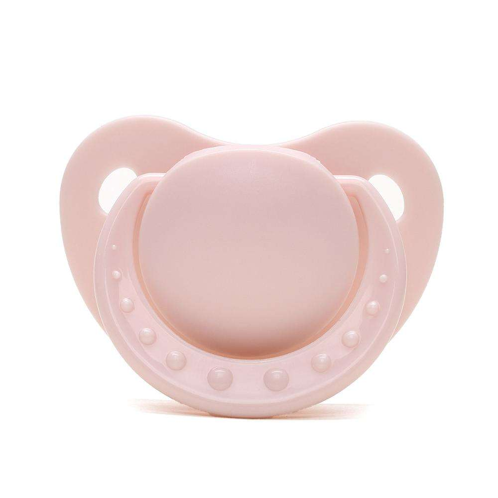 WEIHAN Portable Size Baby Kids Wooden Beaded Pacifier Holder Clip safe Nipple Teether Dummy Strap Chain Pacifier Clip Chain
