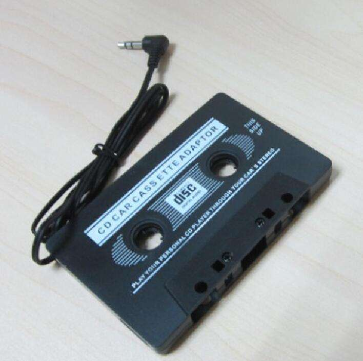 Car Cassette Tape Adapter Transmitters Auto Music Converter Player