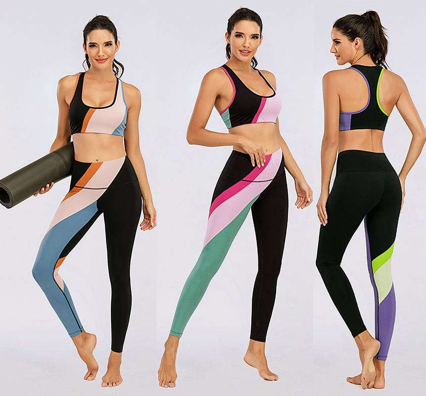 wholesale fitness activewear, fitness yoga bra, yoga clothing for women