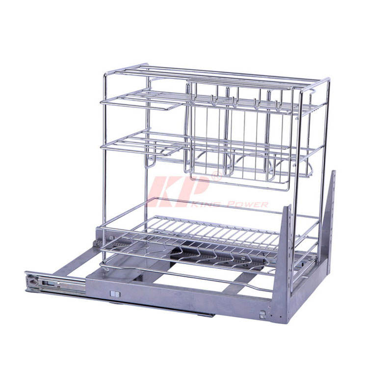 Basket Carbon Steel 100 Lbs 50000 Cycles Ideas Electrical Kitchen Pull-out Wire