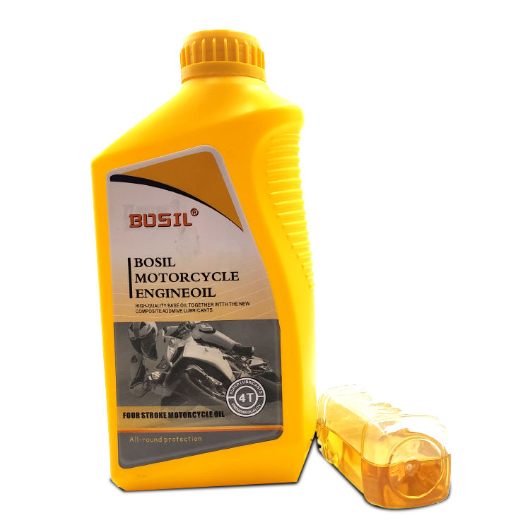 Packaging API 4T Plastic Bottle High Quality Price Low Factory Direct Sale Synthetic Motorcycle Engine Oil