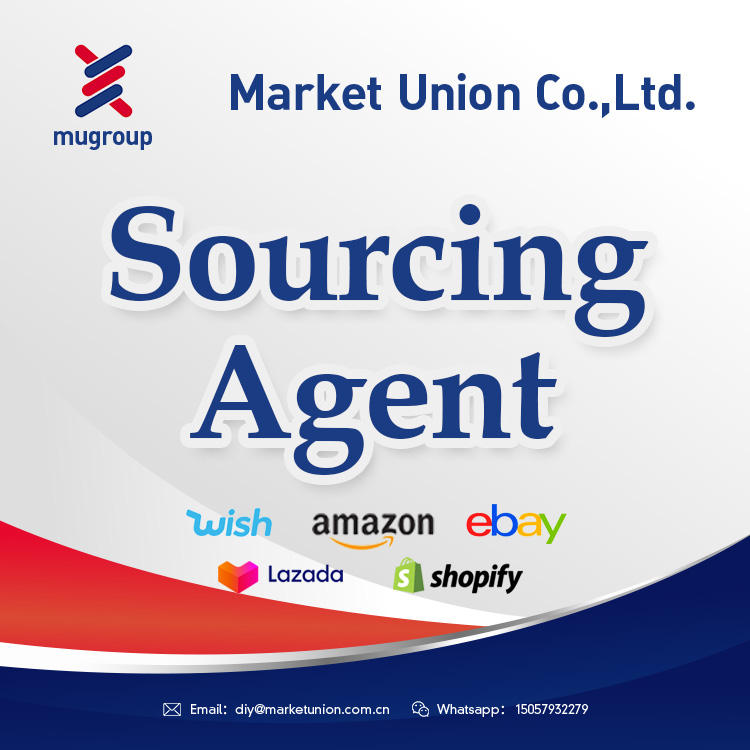 Ebay Amazon Wens Lazada Shopify Export Agent Service Puchasing Ontwerp Sourcing Agent Inkoopagent