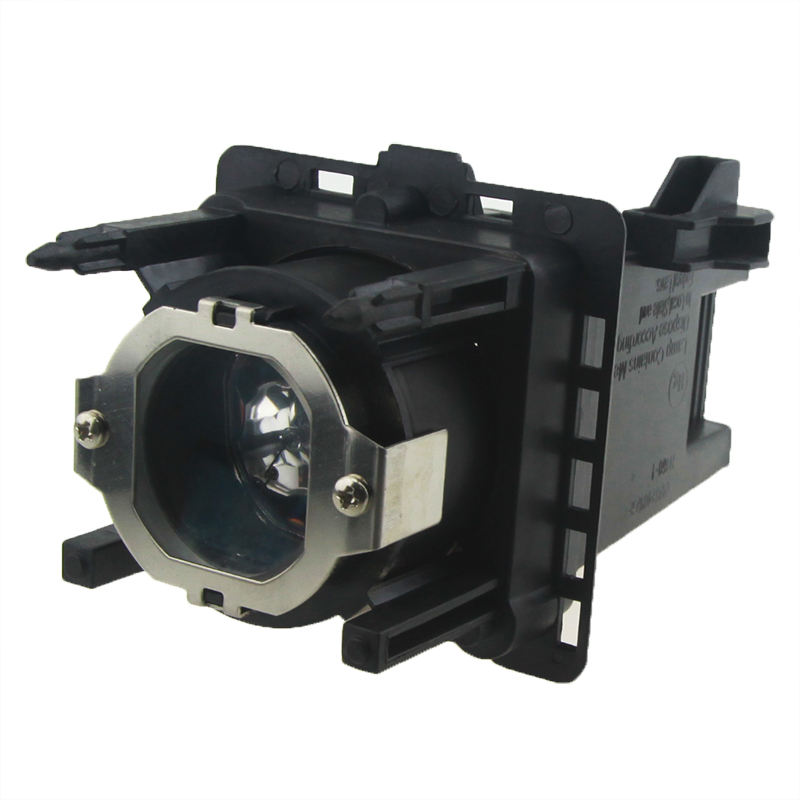Replacement Lamp with Housing for PANASONIC ET-LAL340 with Osram P-VIP Bulb Inside