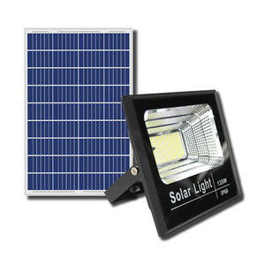 Wholesale back yard square waterproof outdoor led solar flood light 135w 250w