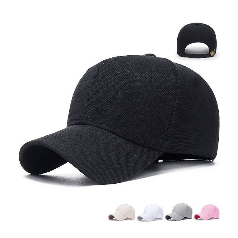 Custom print 3d embroidery plain blank polyester black 6 panel fitted dad men unisex sport baseball hat cap for women with logo