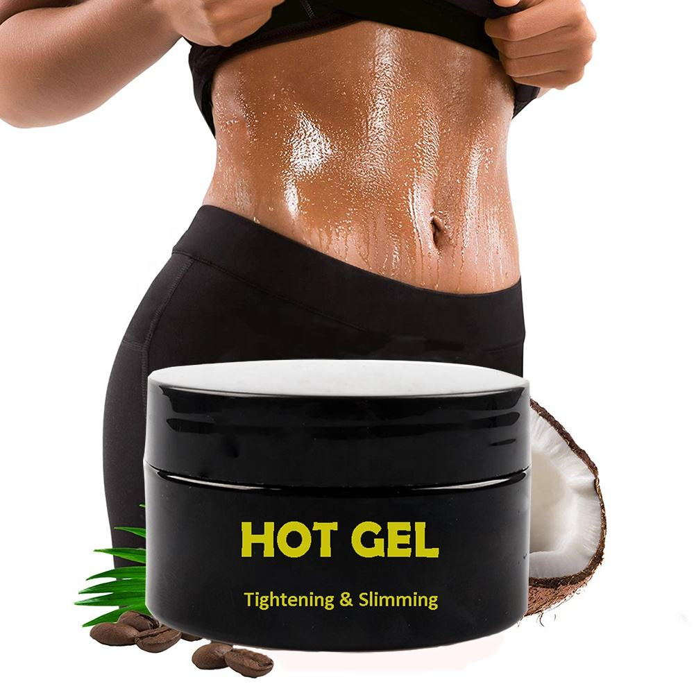 Private Label Hot Body Schlankheit sgel Schweiß creme