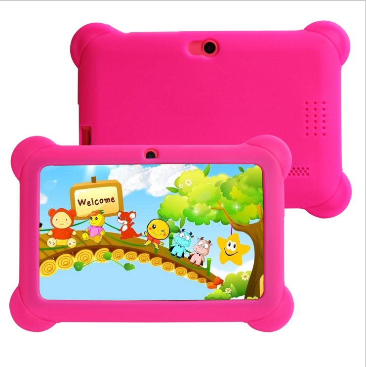"Nizza 7 ""hot <span class=keywords><strong>allwinner</strong></span> a33 android tablet ohne sim karte Q88 4GB tablet touchscreen"