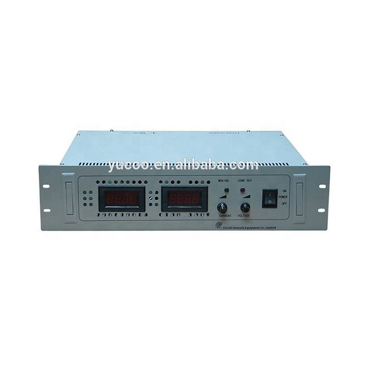 Output Dc 0-1000V Disesuaikan 19Inch Dc Power Supply
