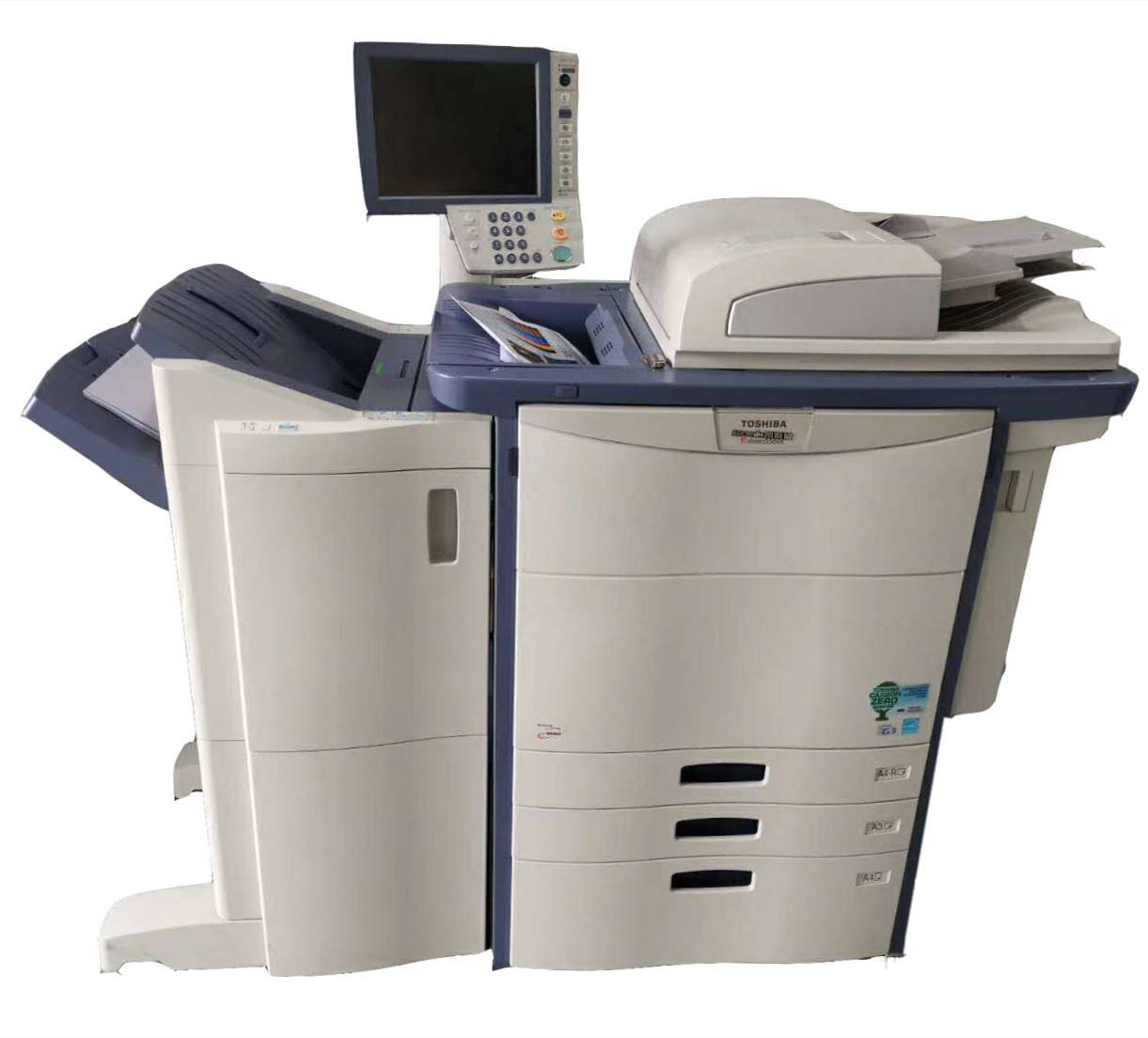 Used Laser Printers Photocopiers for Toshibas e-STUDIO 5540C 6540C 6550C Second hand A3 Copiers