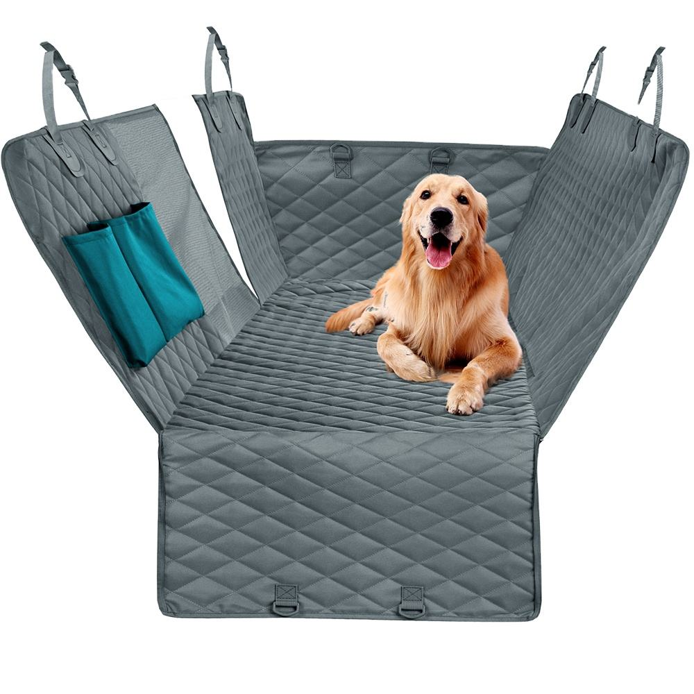 Amazon Hot Selling Waterdichte Krasbestendig Pet Hangmat Dog Car <span class=keywords><strong>Seat</strong></span> <span class=keywords><strong>Cover</strong></span>