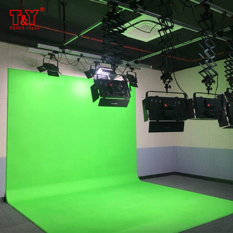 Easy install mudole green screen studio backdrop chroma key background
