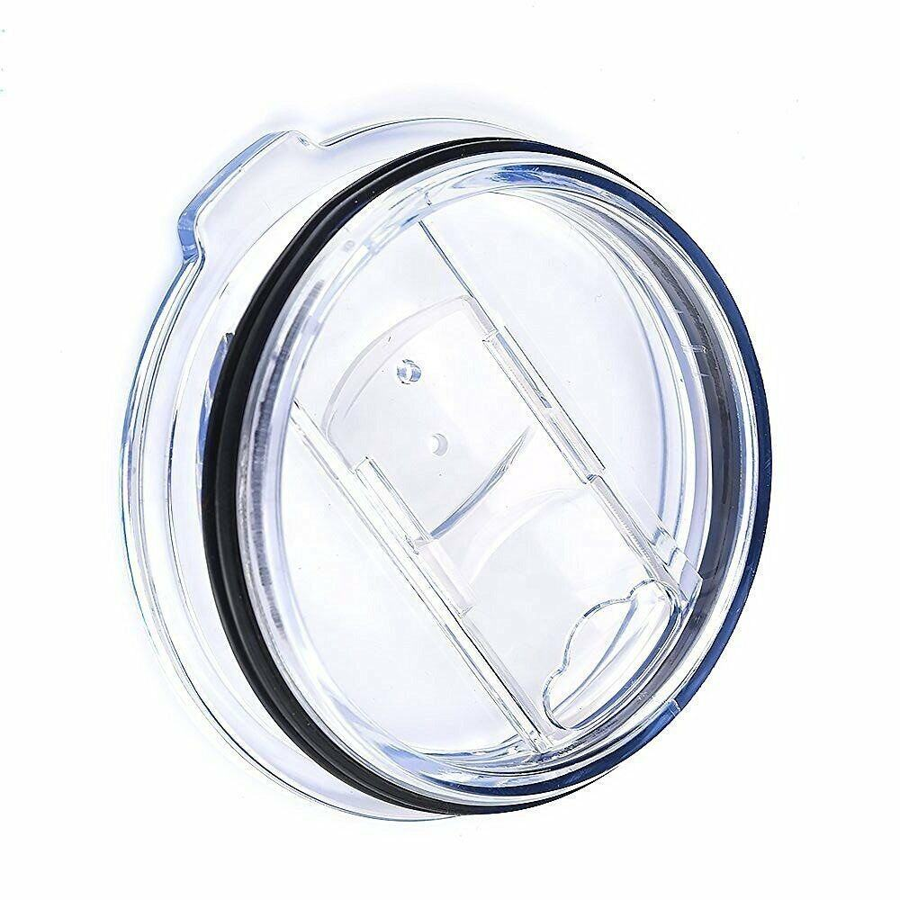 Clear cup lids Splash Spill Proof Lid For 20oz 30oz Mugs Replacement Resistant Proof Cover Lid
