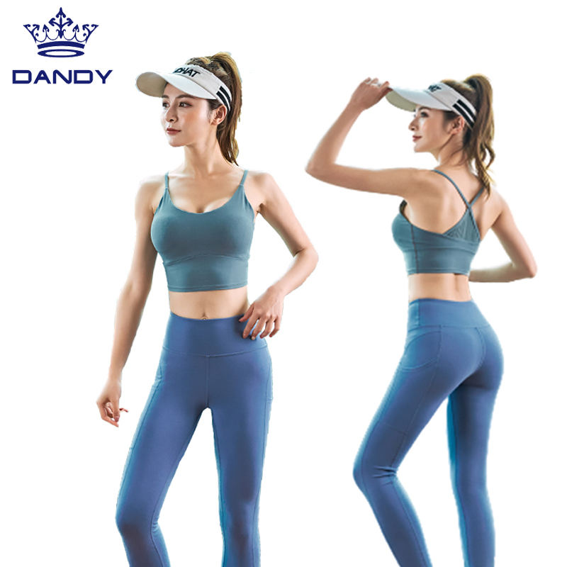 Groothandel Vrouwen Sport Bh Sport Draagt Padded Naadloze Push Up Fitness Yoga Beha