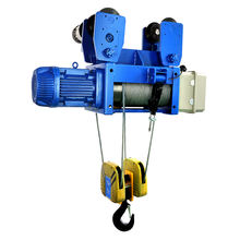 Vision Traveling Type Electric Ltd8A 5 Ton  Lever Wire Rope Hoist  Motor