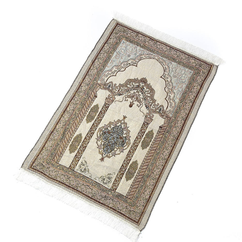 Wholesale blanket for prayer use ismalic style pray mat
