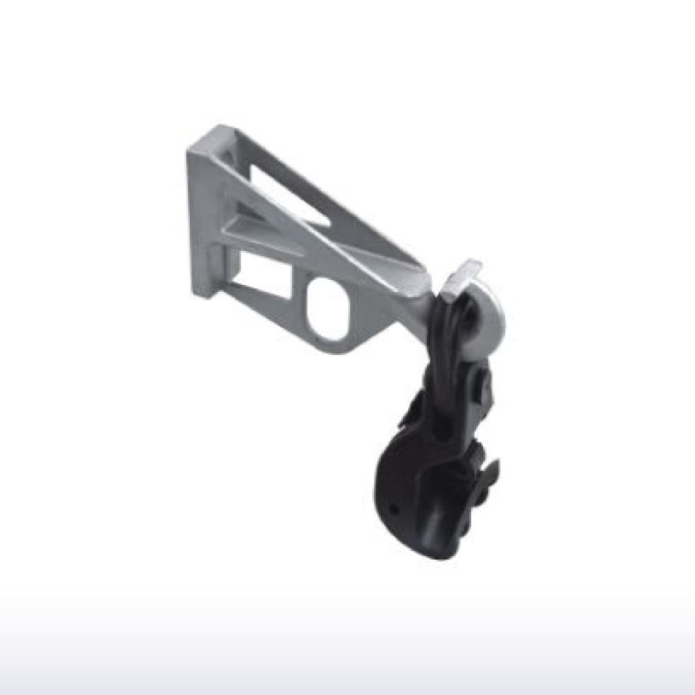 WZUMER Pole Cable Suspension Clamp Dead End Clamp for ABC Cable