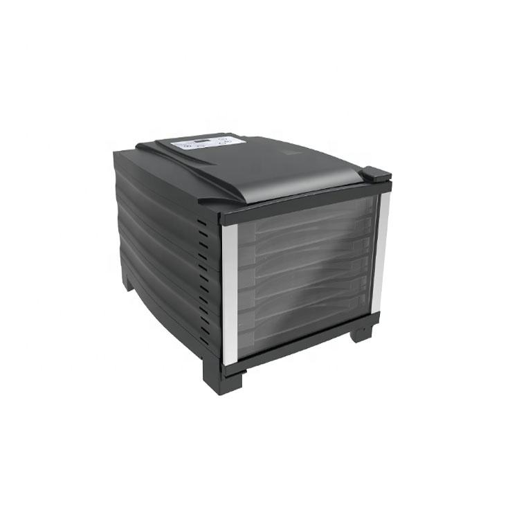 ABS Material Metal 8 Layers Food Vegetable Dehydrator