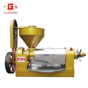Automatic Soybean Groundnut Sunflower Seed Oil Pressing Presser