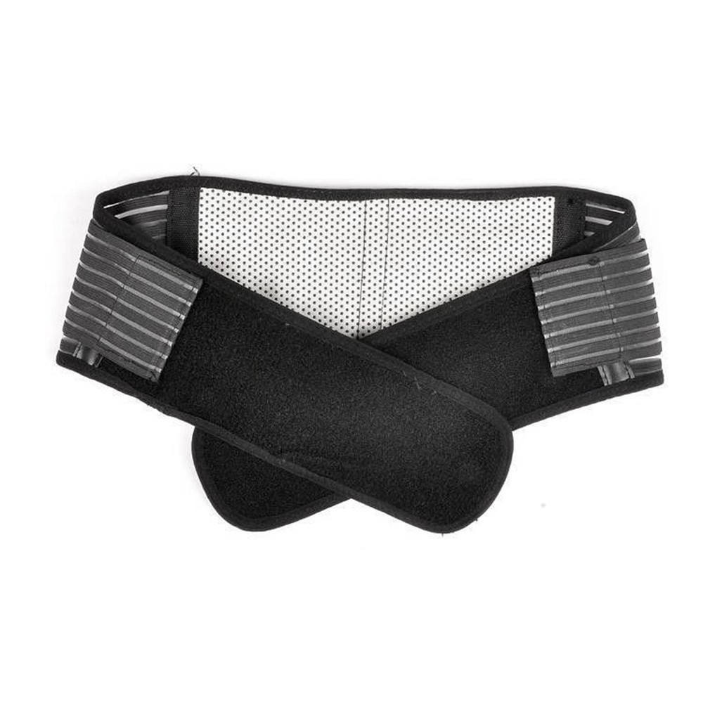 hot selling Deluxe Magnetic Lumbar brace/Tourmaline self heating Back Support Belt