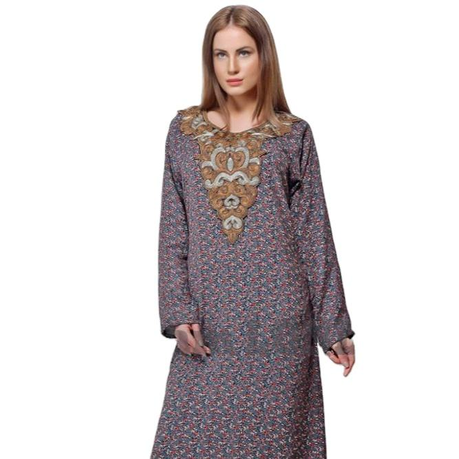 Clearance Printed Designer Abaya wholesale in UAE