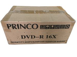 Hot sale princo budget dvd blank disc 4.7gb 16X