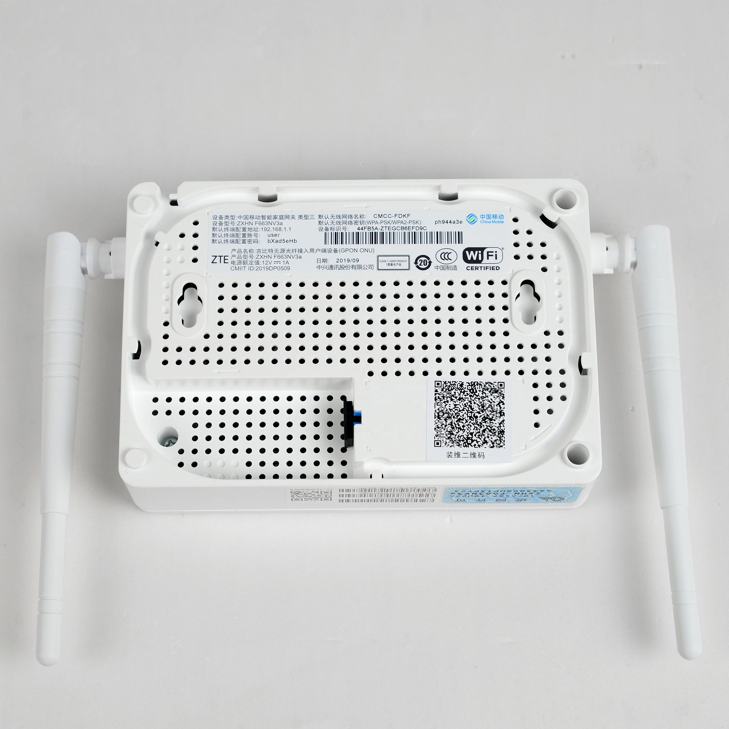 Buon Fornitore ZTE F663NV3a Gpon Onu, Fabbricazione Gpon Ont netlink gpon <span class=keywords><strong>modem</strong></span>
