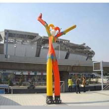 2019 Advertising inflatable air dancer equipment inflatable dancing man costume