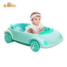 2021 New Hot Sale Movable Infant Plastic Baby Bath Tub Car Shape Baby Bathtub