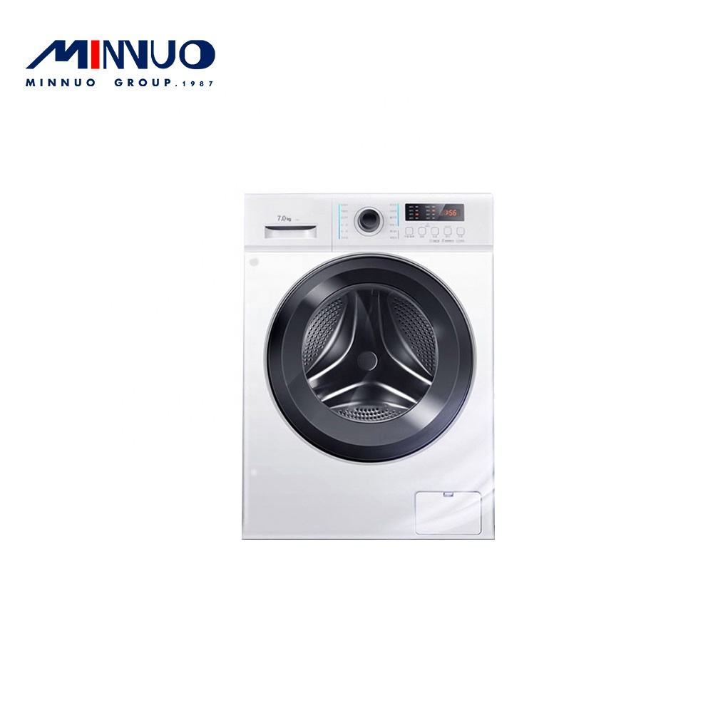 Compact structure and exquisite design Minnuo washing machine laundry commercial for dry cleaners get well received
