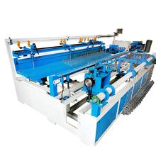 High Quality Automatic Single Heavy Duty Chain Link Fence Making Machine
