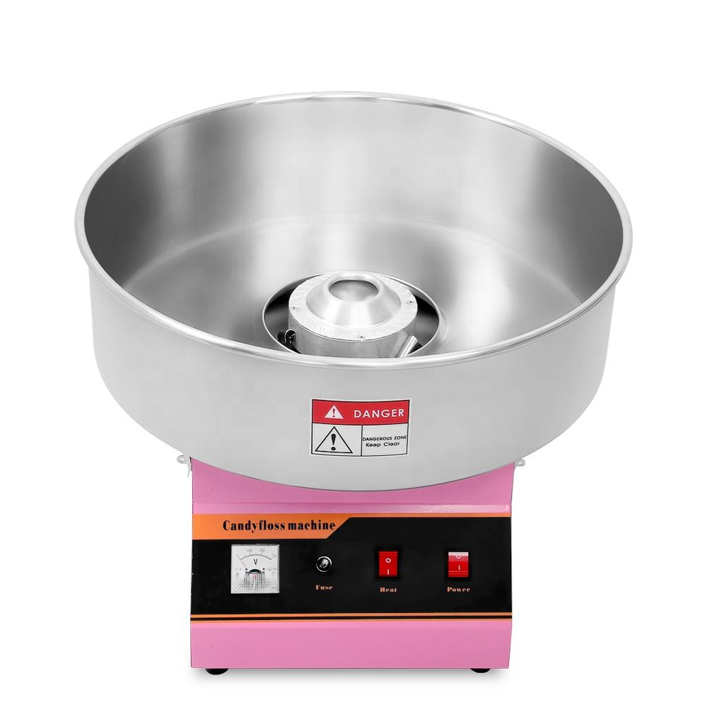 Best Sale Commercial Floss Cotton Candy Machine for snack equipment