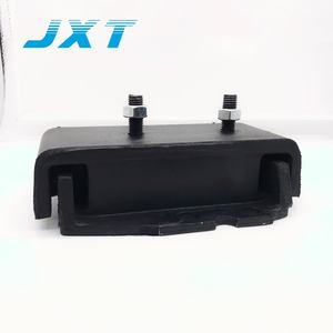 Wholesale truck parts Rubber truck Engine Mounting Cushion for Mitsubishi Fuso 8DC9 FV413 FV415 ME062600 ME052576