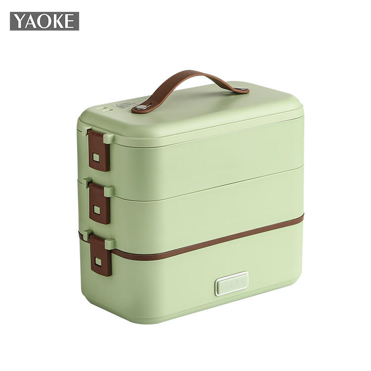 5 Minutes to heat single layer 0.2L electric heating lunch box