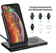 Samsung Electric Wireless Phone Charger Qi Smacat New Arrival Qi Certified 10w OEM Wireless Charger For Airpods And All Qi Enabled Phone And Samsung Watch