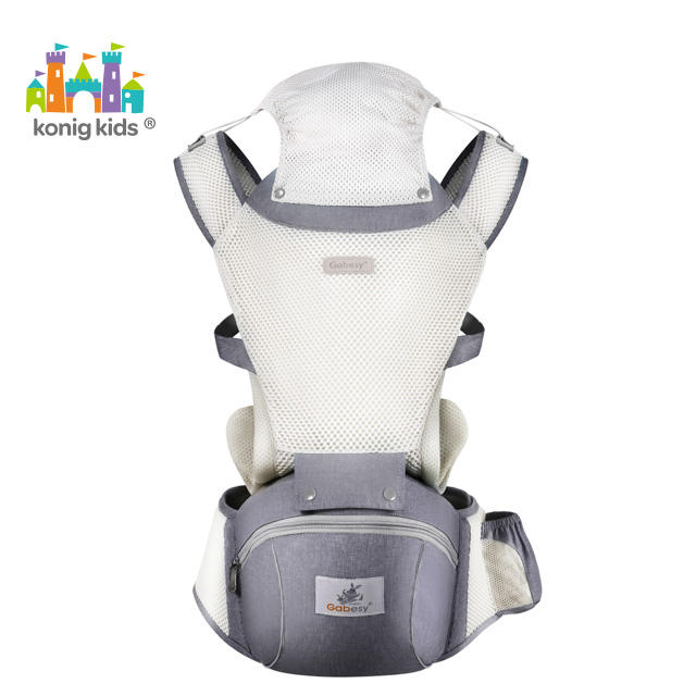 Konig Kids Ergonomic Baby Carrier Sling Hipseat For Newborn Baby