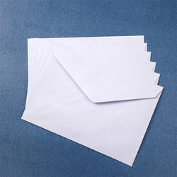 New Product Top Sale Card Envelope White Envelope 229mm*162mm 100g Best Price Envelope